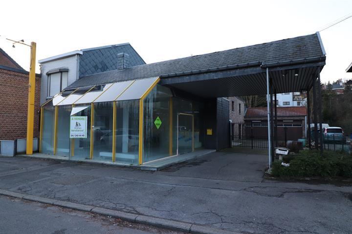 Immeuble mixte - Chaudfontaine Vaux-sous-Chèvremont - #3598108-1