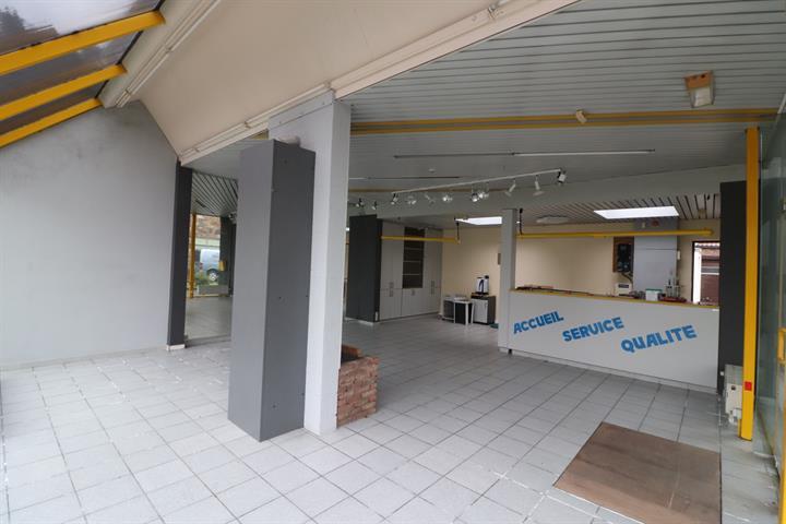 Immeuble mixte - Chaudfontaine Vaux-sous-Chèvremont - #3598108-3