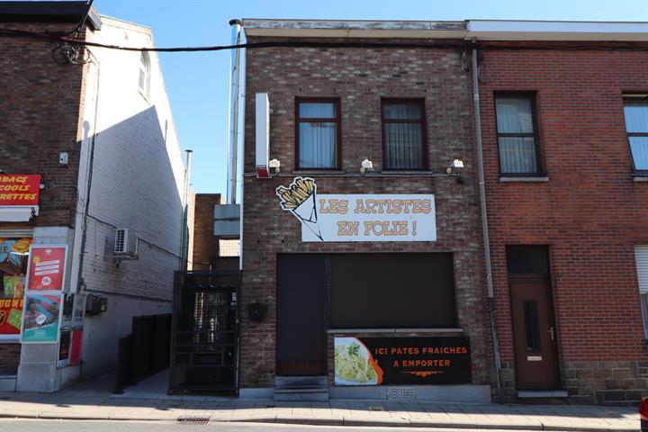 Immeuble mixte - Saint-Nicolas - #3645754-0